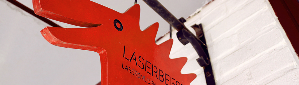 route Laserbeest
