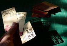 Visitekaartjes Laserbeest