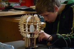 Workshop lamp maken