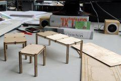 Modellen voor tafel