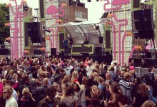Podium Lief festival