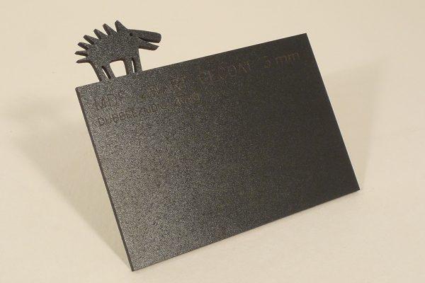 Mdf zwart gecoat 3mm laserbeest delft eenvoudig snel geleverd - Zwart gecoat ...