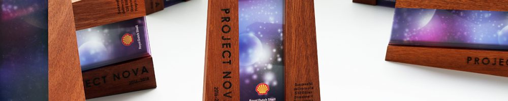 Mystieke awards voor Shell Nederland