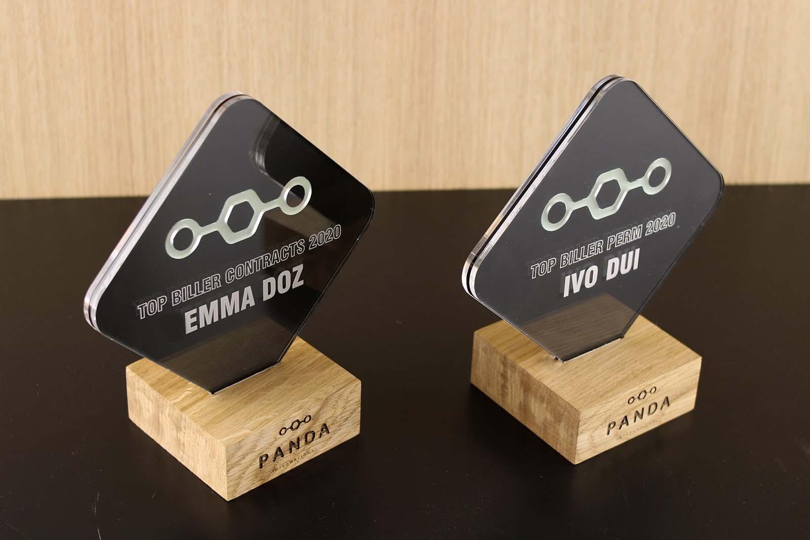 Laserbeest trofee bedrijf
